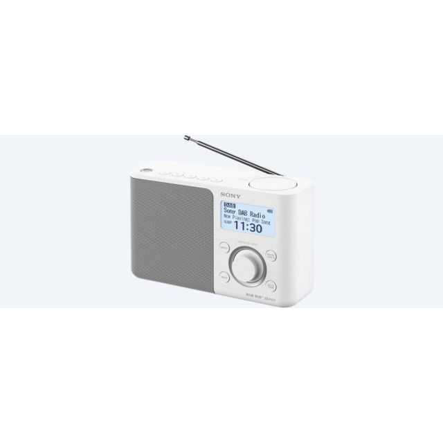 Sony XDR-S61D Persoonlijk Wit XDRS61DW.EU8