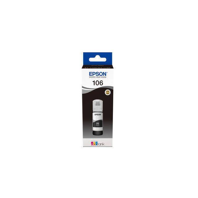 Epson 10 inktcartridge 1 stuk(s) Origineel Foto zwart