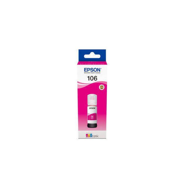 Epson 106 inktcartridge 1 stuk(s) Origineel Magenta
