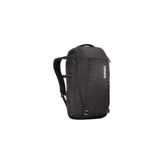 Thule Accent TACBP-216 Black rugzak Zwart Polyester
