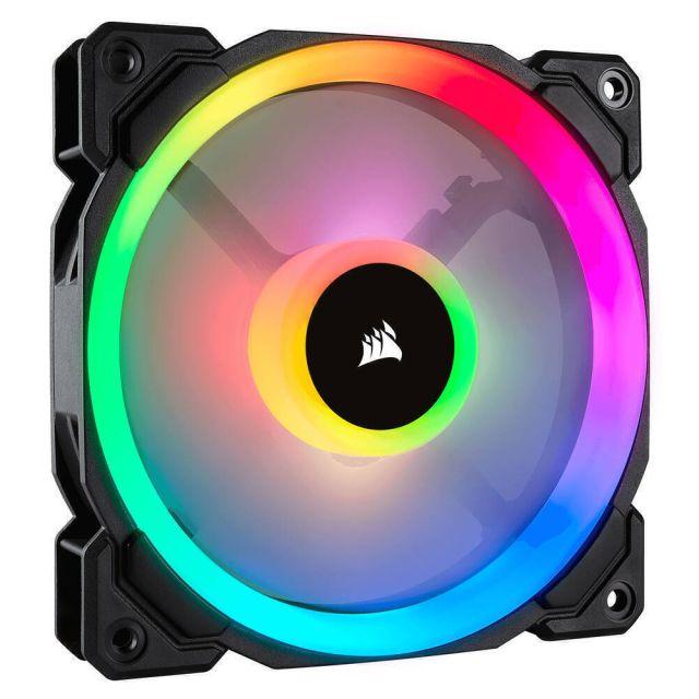 Corsair LL120 RGB Computer behuizing Ventilator 12 cm