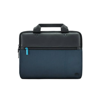 Mobilis Executive 3 notebooktas 35,6 cm (14 inch) Aktetas Zwart, Blauw