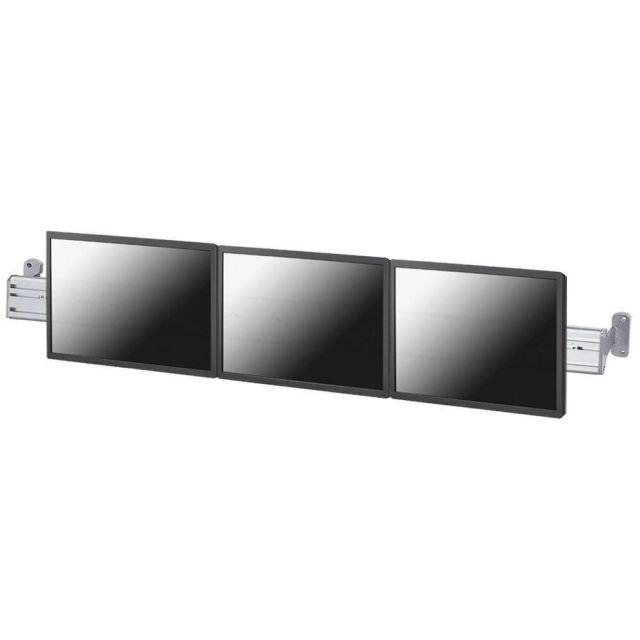 Newstar FPMA-WTB100 flat panel bureau steun 61 cm (24 inch) Zilver