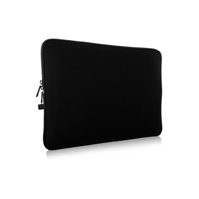 V7 CSE14-BLK-3E notebooktas 35,8 cm (14.1 inch) Opbergmap/sleeve Zwart