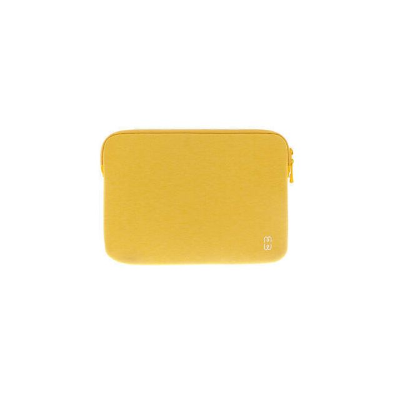MW 410085 notebooktas 33 cm (13 inch) Opbergmap/sleeve Geel