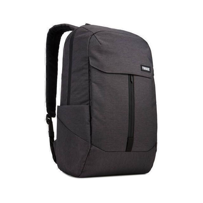 Thule Lithos TLBP-116 Black rugzak Zwart Polyester