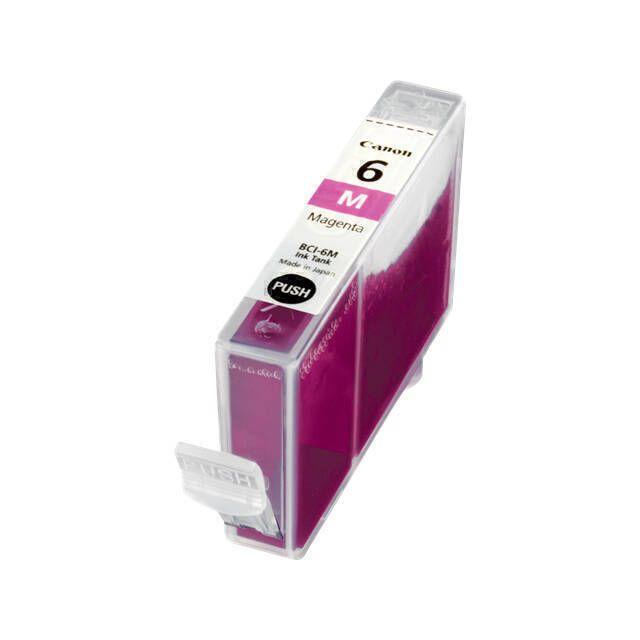 Canon BCI-6M inktcartridge 1 stuk(s) Origineel Magenta