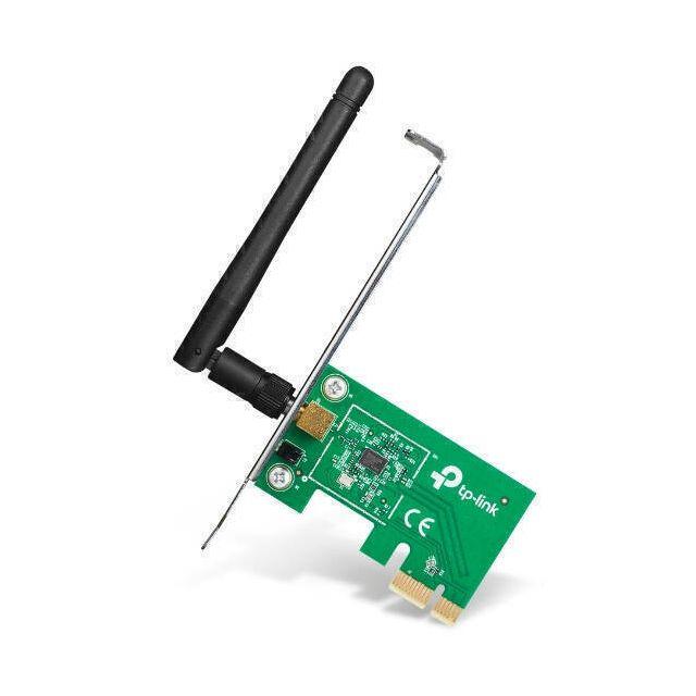 TP-LINK TL-WN781ND netwerkkaart Intern WLAN 150 Mbit/s