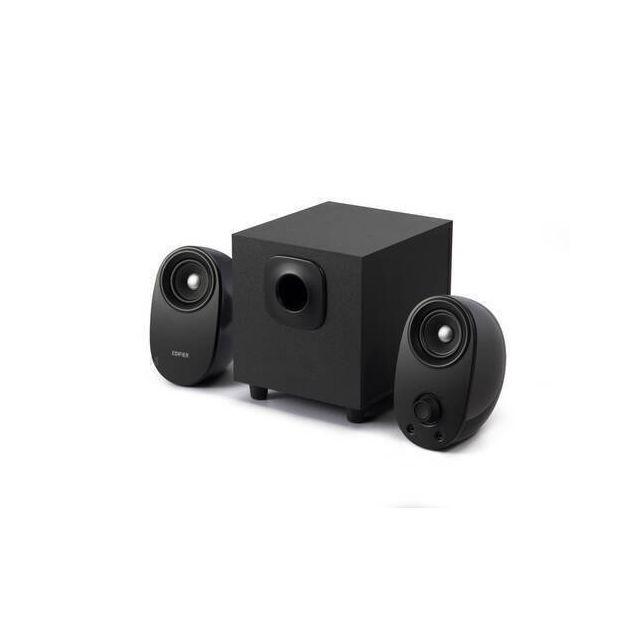 Edifier M1390BT luidspreker set 34 W Zwart 2.1 kanalen