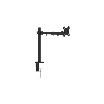 Gembird MA-DF1-01 flat panel bureau steun 68,6 cm (27 inch) Zwart