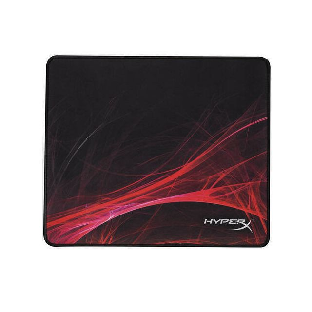 HyperX FURY S Speed Edition Pro Gaming Gaming mouse pad Zwart, Rood