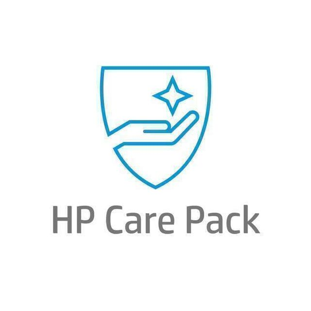 HP 2 jaar Care Pack met standaard exchange voor multifunctionele printers