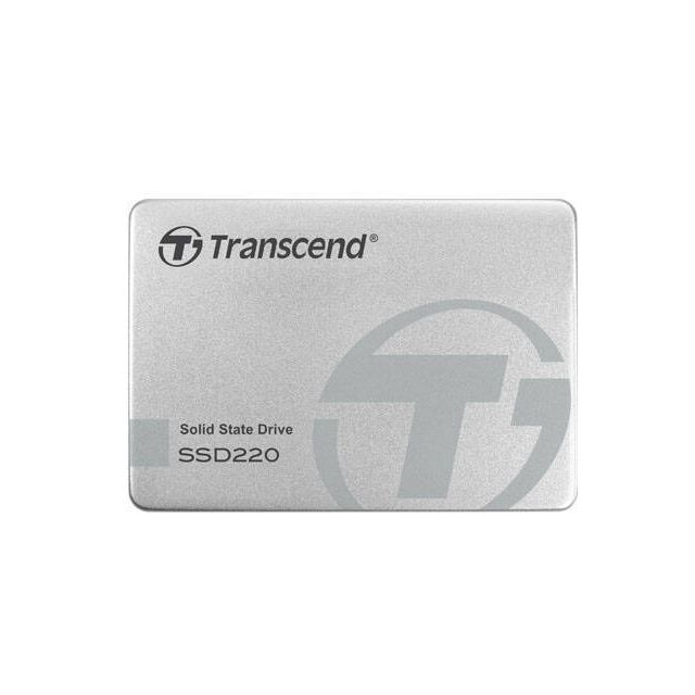 Transcend TS240GSSD220S solid state drive 2.5 inch 240 GB SATA III 3D NAND