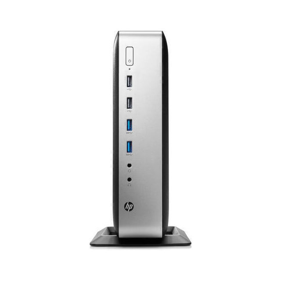 HP t730 2,7 GHz RX-427BB Windows 10 IoT Enterprise 1,8 kg Zilver