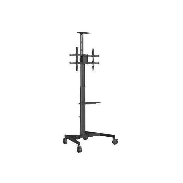 Vision VFM-F20 flat panel bureau steun 177,8 cm (70 inch) Zwart