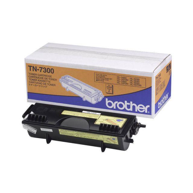 Brother TN7300 toner cartridge 1 stuk(s) Origineel Zwart
