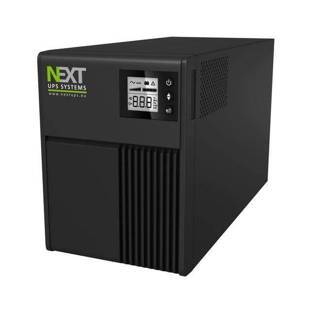 NEXT UPS Systems Mantis II Tower Line-interactive 750 VA 450 W