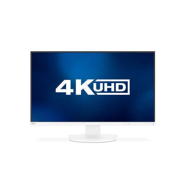 NEC MultiSync EA271U 68,6 cm (27 inch) 3840 x 2160 Pixels 4K Ultra HD LED Wit