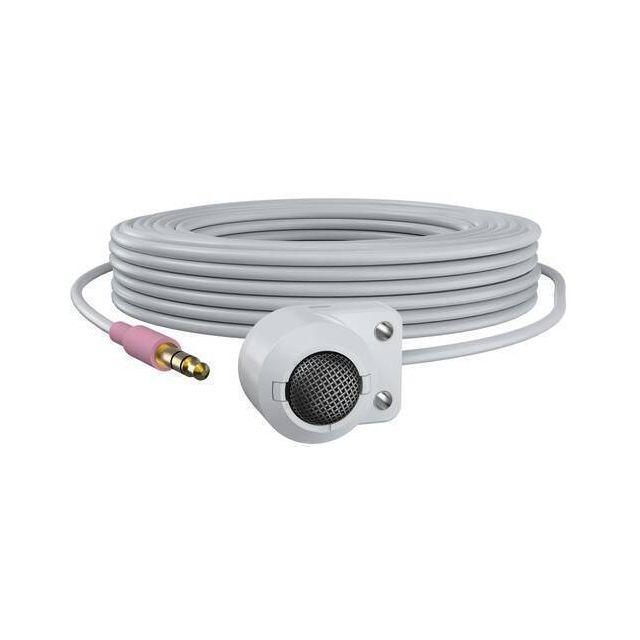 Axis T8351 Mk II Wit Microfoon voor beveiligingscamera's