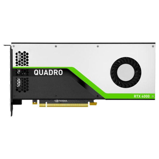 PNY VCQRTX4000-PB videokaart NVIDIA Quadro RTX 4000 8 GB GDDR6