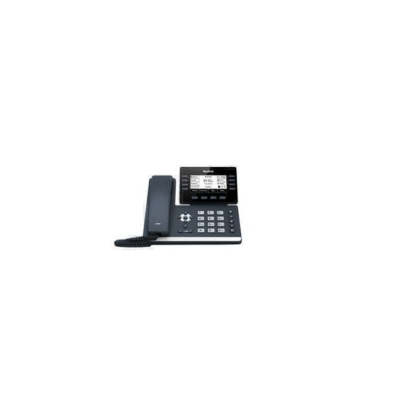 Yealink SIP-T53W IP telefoon Zwart 8 regels LCD Wi-Fi