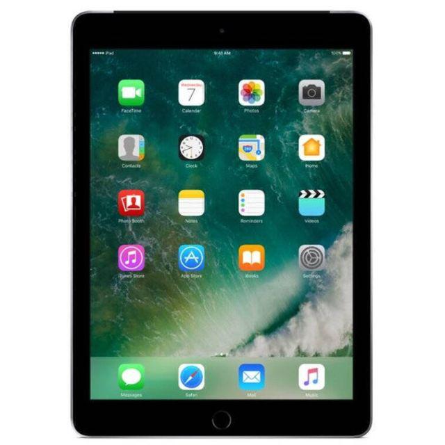 Apple iPad 2018 24,6 cm (9.7 inch) 128 GB Wi-Fi 5 (802.11ac) Grijs iOS 11