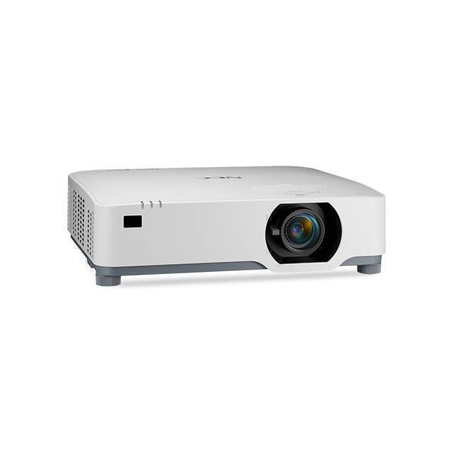 NEC NP-P605UL beamer/projector Projector met normale projectieafstand 6000 ANSI lumens 3LCD WUXGA (1920x1200) Wit