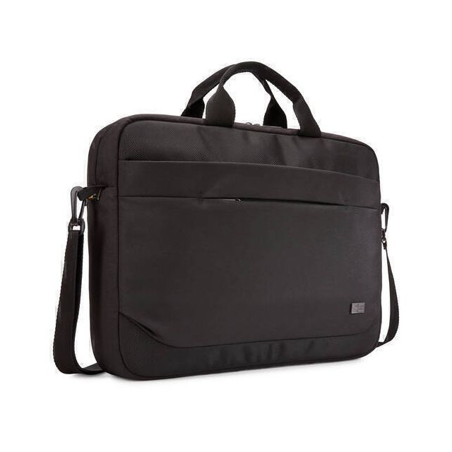 Case Logic Advantage ADVA-117 Black notebooktas 43,9 cm (17.3 inch) Opbergmap/sleeve Zwart