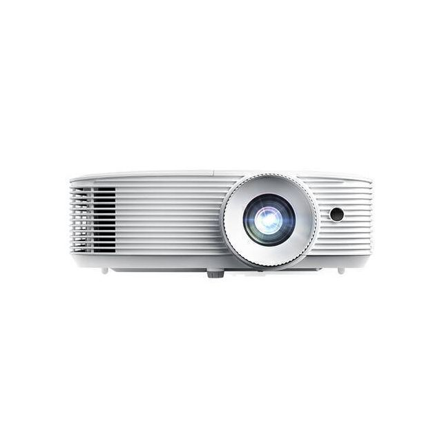 Optoma EH412 beamer/projector Projector met normale projectieafstand 4500 ANSI lumens DLP 1080p (1920x1080) 3D-compatibiliteit Wit