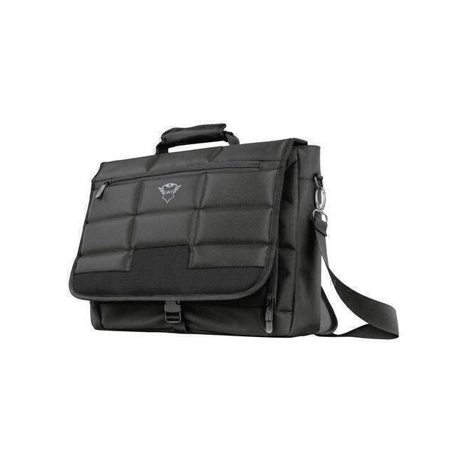 Trust GXT 1270 Bullet notebooktas 39,6 cm (15.6 inch) Documententas Zwart