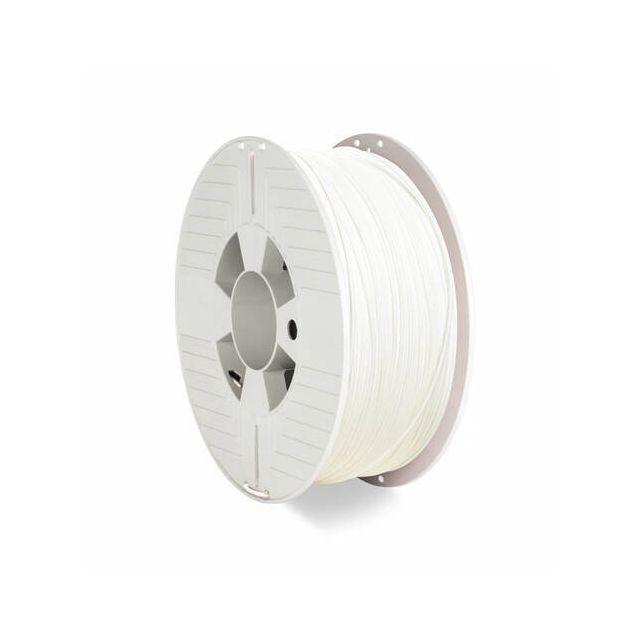 Verbatim 55315 3D-printingmateriaal Polymelkzuur Wit 1 kg