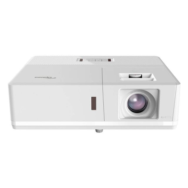 Optoma ZH506e beamer/projector Projector met normale projectieafstand 5500 ANSI lumens DLP 1080p (1920x1080) 3D-compatibiliteit Wit