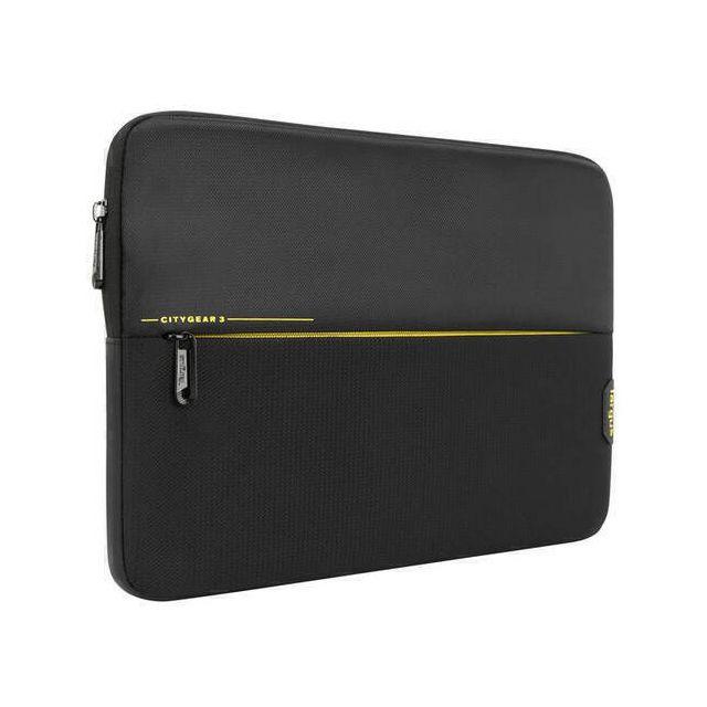 Targus CityGear notebooktas 33,8 cm (13.3 inch) Opbergmap/sleeve Zwart