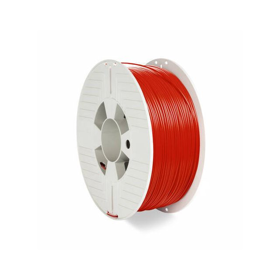 Verbatim 55053 3D-printingmateriaal Polyethyleentereftalaatglycol (PETG) Rood 1 kg