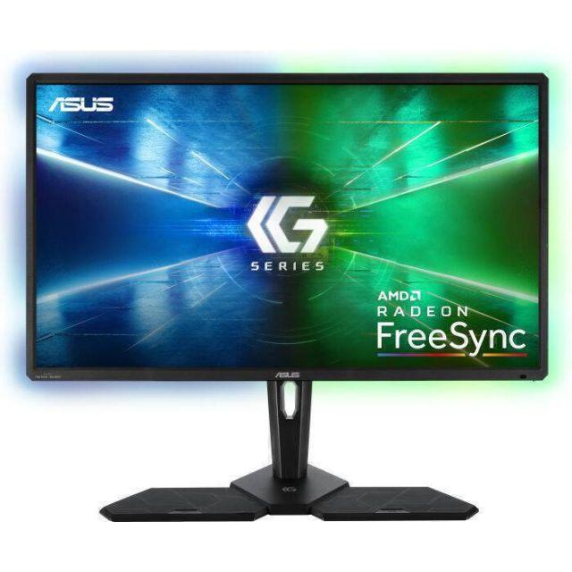 ASUS CG32UQ 80 cm (31.5 inch) 3840 x 2160 Pixels 4K Ultra HD Zwart