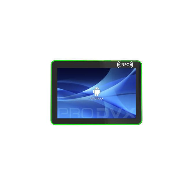 ProDVX APPC-10SLBN 25,6 cm (10.1 inch) TouchscreenAll-in-One tablet PC Android 8 802.11a Zwart