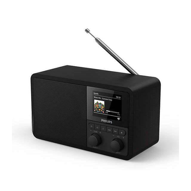 Philips TAPR802/12 radio Internet Digitaal Zwart