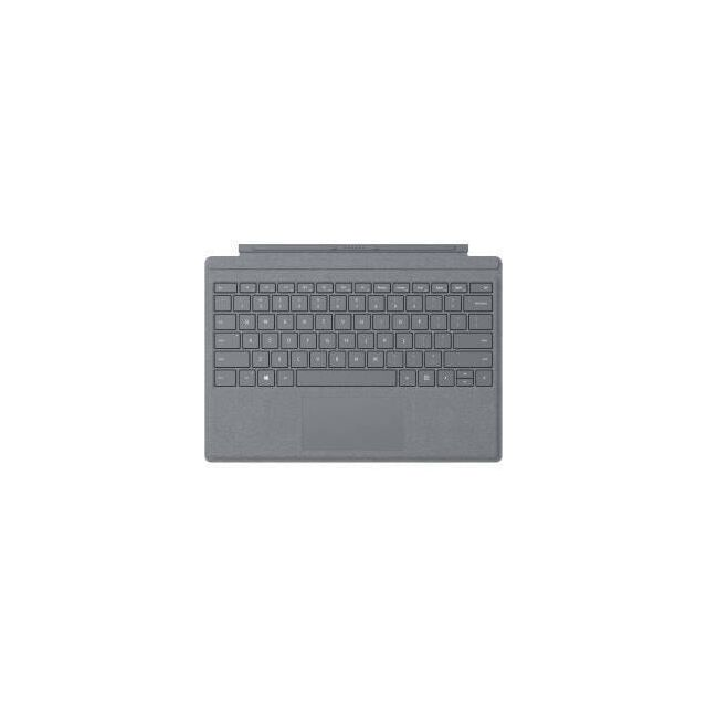 Microsoft Surface Signature Type Cover Platina Microsoft Cover port QWERTY