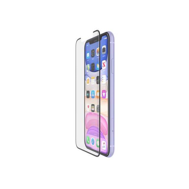 Belkin ScreenForce InvisiGlass Doorzichtige schermbeschermer Apple 1 stuk(s)