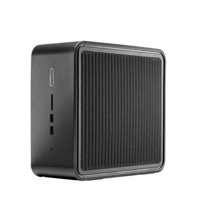Intel NUC BXNUC9I5QNX PC/workstation barebone Zwart Intel® CM246 BGA 1440 i5-9300H 2,4 GHz