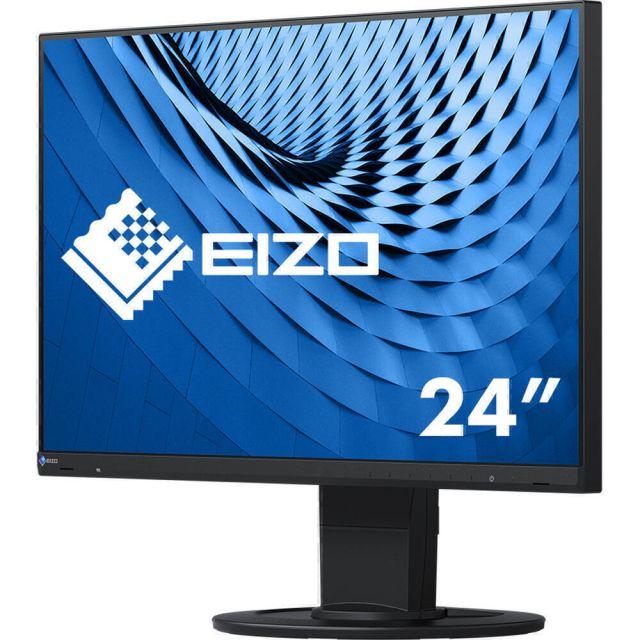 EIZO FlexScan EV2460-BK LED display 60,5 cm (23.8 inch) 1920 x 1080 Pixels Full HD Zwart