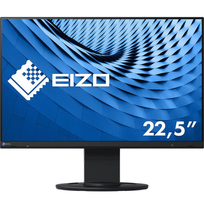 EIZO FlexScan EV2360-BK LED display 57,1 cm (22.5 inch) 1920 x 1200 Pixels WUXGA Zwart