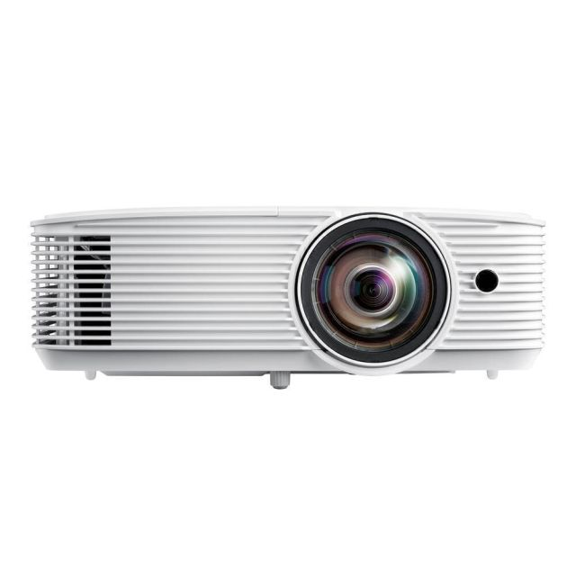 Optoma HD29HST beamer/projector Projector met korte projectieafstand 4000 ANSI lumens DLP 1080p (1920x1080) 3D-compatibiliteit Wit