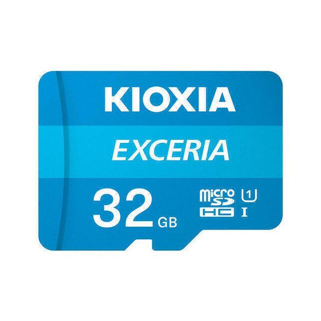 Kioxia Exceria flashgeheugen 32 GB MicroSDHC UHS-I Klasse 10