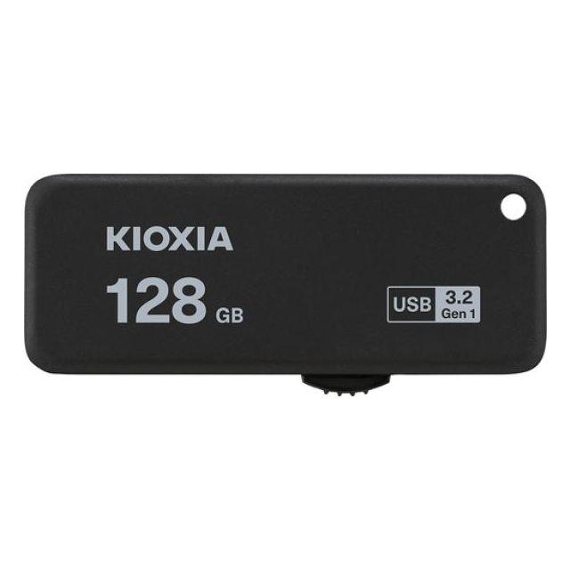 Kioxia TransMemory U365 USB flash drive 128 GB USB Type-A 3.2 Gen 1 (3.1 Gen 1) Zwart