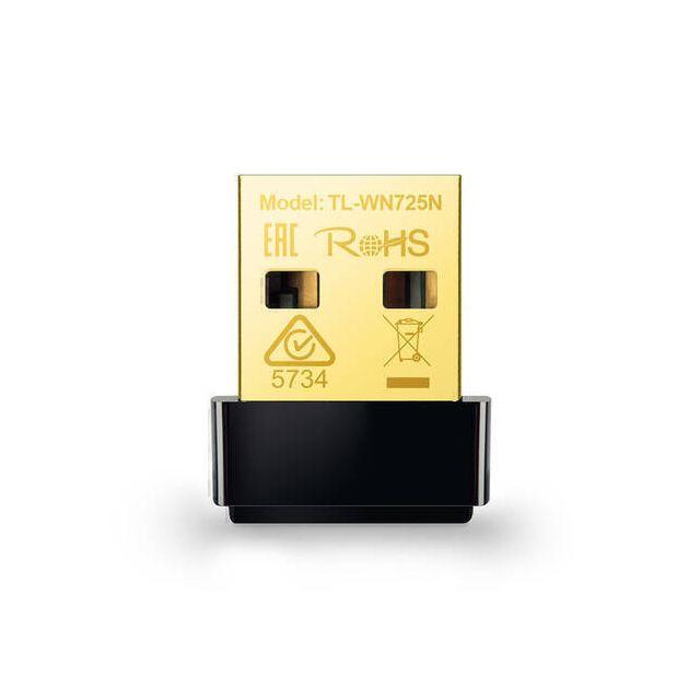 TP-LINK TL-WN725N netwerkkaart WLAN 150 Mbit/s