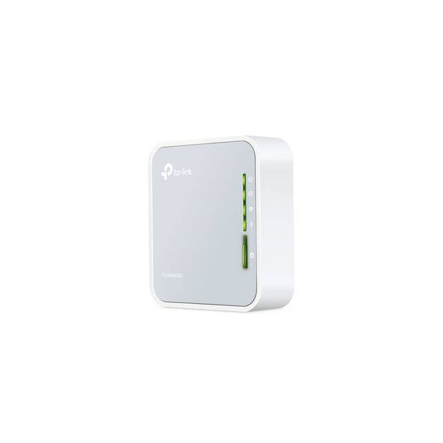 TP-LINK TL-WR902AC wireless router Fast Ethernet Dual-band (2.4 GHz / 5 GHz) 3G 4G Wit