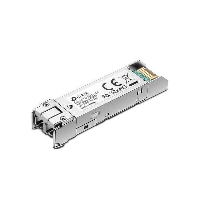 TP-LINK TL-SM311LS netwerk transceiver module Vezel-optiek 1250 Mbit/s mini-GBIC/SFP 1310 nm