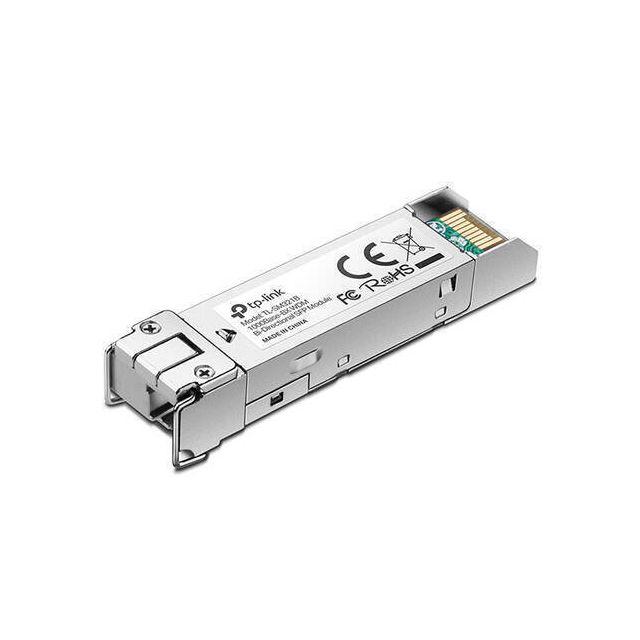TP-LINK TL-SM321B netwerk transceiver module Vezel-optiek 1250 Mbit/s SFP