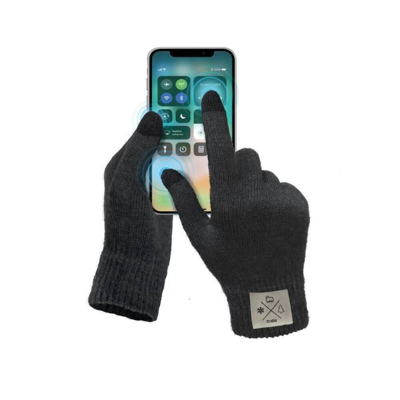 SBS TEWINTERGL19MK handwear Handschoenen voor aanraakschermen Unisex Zwart